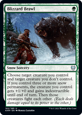 Blizzard Brawl