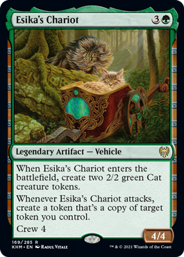 Esika's Chariot