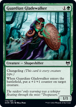 Guardian Gladewalker