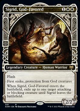 Showcase Sigrid, God-Favored