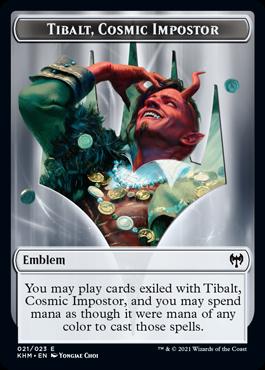 Tibalt, Cosmic Imposter
