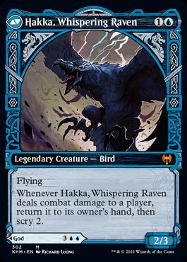 Showcase Hakka, Whispering Raven