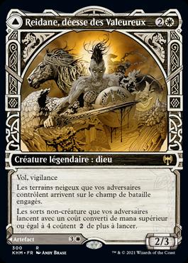 Reidane, déesse des Valeureux