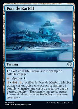 Port de Karfell