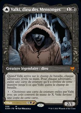 Valki, dieu des Mensonges