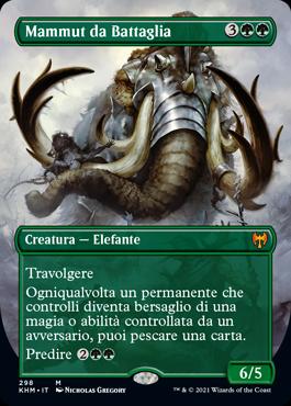 Mammut da Battaglia