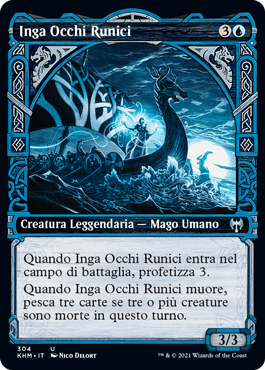 Inga Occhi Runici