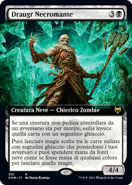 Draugr Necromante