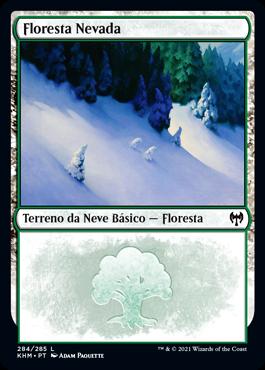 Floresta Nevada