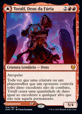 Toralf, Deus da Fúria
