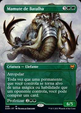 Mamute de Batalha