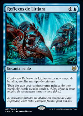 Reflexos de Littjara