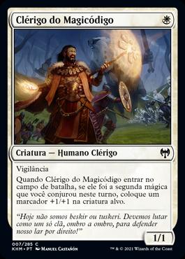 Clérigo do Magicódigo