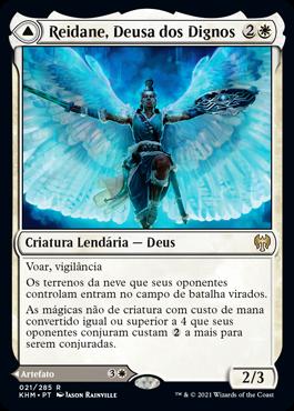 Reidane, Deusa dos Dignos