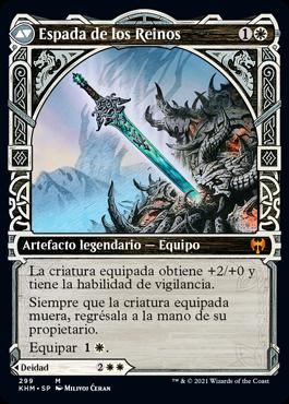 Espada de los Reinos