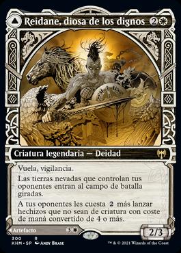 Reidane, diosa de los dignos
