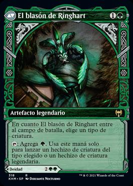 El blasón de Rínghart
