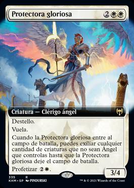 Protectora gloriosa