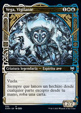 Vega, Vigilante
