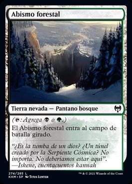 Abismo forestal