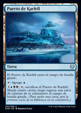 Puerto de Karfell
