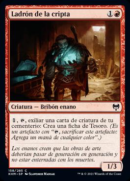 Ladrón de la cripta