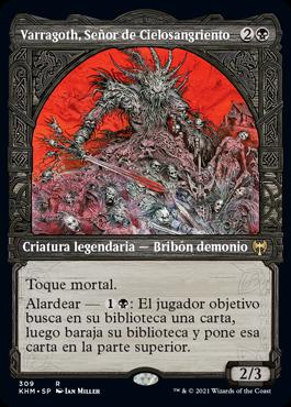 Varragoth, Señor de Cielosangriento