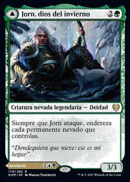 Jorn, dios del invierno