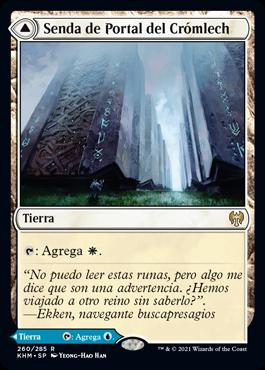 Senda de Portal del Crómlech