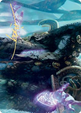 Valki, God of Lies Art Card