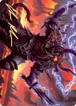 Kardur, Doomscourge Art Card
