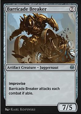 Barricade Breaker