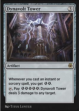 Dynavolt Tower