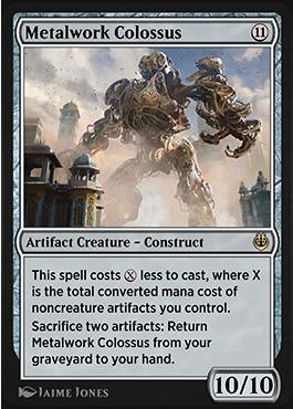 Metalwork Colossus