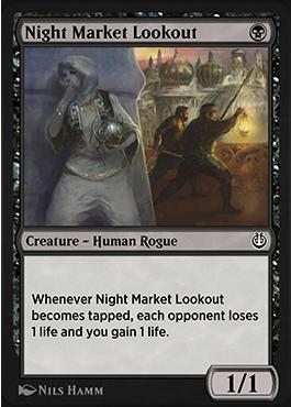 Night Market Lookout