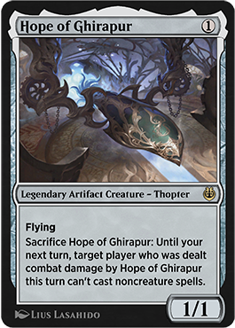 Hope of Ghirapur