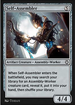 Self-Assembler