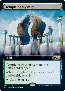 Templo do Mistério