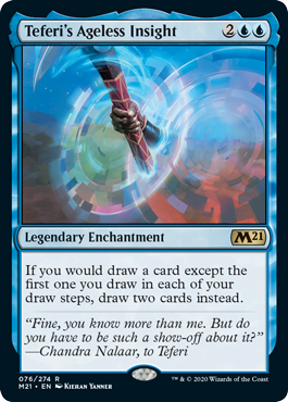 Teferi's Ageless Insight
