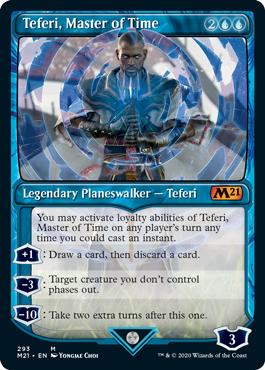 Teferi, Master of Time 4