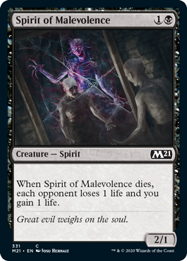 Spirit of Malevolence