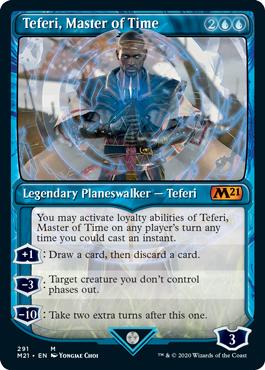 Teferi, Master of Time 2