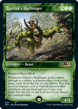 Garruk's Harbinger