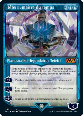 Téfeiri, maître du temps Showcase 3