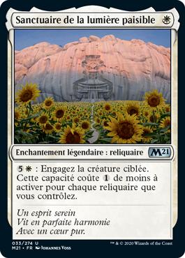 Sanctuaire de la lumière paisible