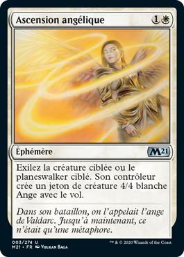 Ascension angélique