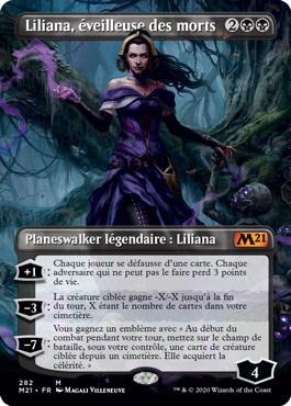 Liliana, éveilleuse des morts