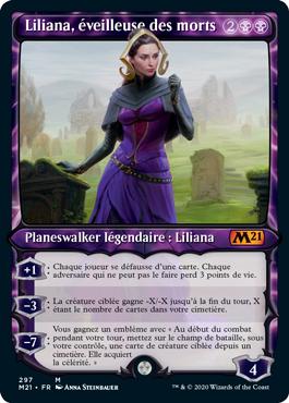 Showcase Liliana