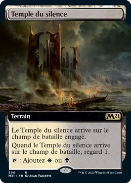 Temple du silence