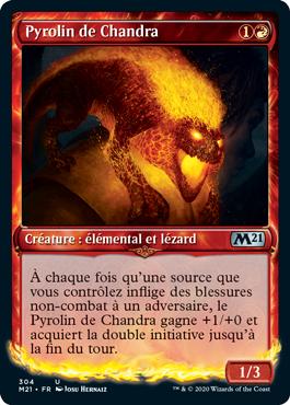 Pyrolin de Chandra